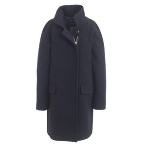 J.Crew Warm Winter Zipper Pea Coat