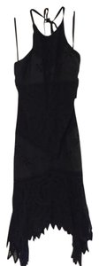 Sue Wong Little New Halter Dress