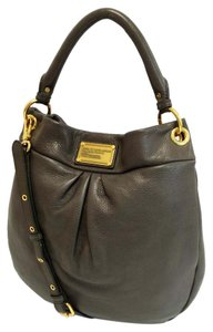 Marc by Marc Jacobs Classic Q Leather Hillier Hobo Bag