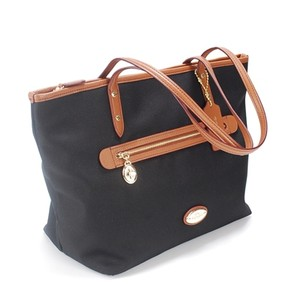Coach Canvass F37237 Tote in BLACK