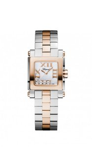 Chopard CHOPARD HAPPY SPORT SQUARE MINI WATCH