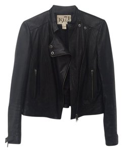Reiss Motorcycle Jacket