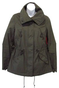 Divided by H&M 100% Cotton Military Jacket