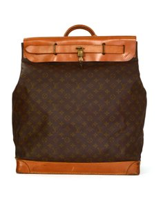 Louis Vuitton Vintage Travel Handle Tote in brown