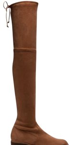 Stuart Weitzman Otk Brown New Walnut Boots