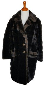 Tissavel of France #vintage #fauxfur Fur Coat