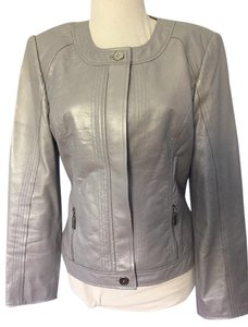 St. John Leather Jacket