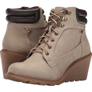 Esprit Taupe Boots