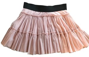 Necessary Objects Mini Skirt Light pink