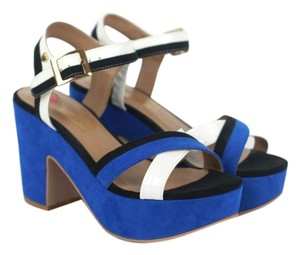 Love Moschino blue Sandals