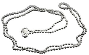 Tiffany & Co. Tiffany & Co. Chain Necklace- Sterling Silver