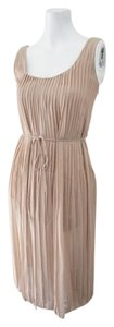 Burberry Brit Pleated Dress