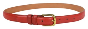 Coach leather belt 6609 28