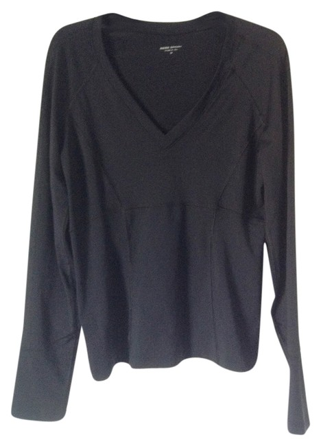 bebe BEBE sport long sleeve top