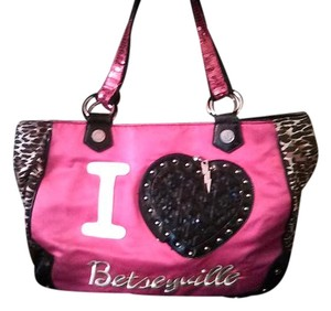 Betsey Johnson Tote in Multi