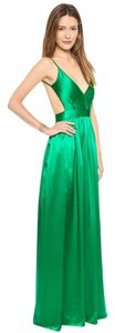 Green Maxi Dress by ONE by Contrarian Tory Burch Iro Dvf Rag & Helmut Lang