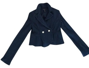 BCBGMAXAZRIA blue Jacket