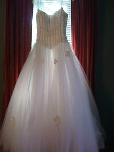 Oleg Cassini Oleg Cassini Wedding Dress