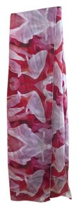 Other Abstract Oblong Italian Silk Scarf