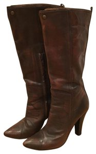 Carlo Pazolini Brown/distressed/patina Boots
