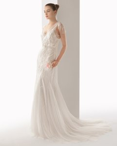 Rosa Clará Ubeda Soft Wedding Dress