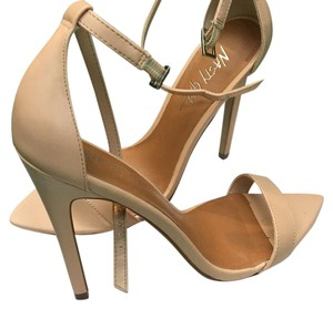 Nasty Gal Nude Platforms