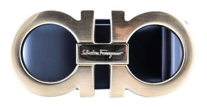 Salvatore Ferragamo *Salvatore Ferragamo Reversible and Adjustable Belt