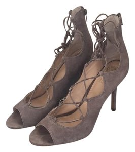 Vince Camuto Stone Taupe Pumps