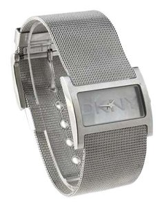 DKNY Brand New - DKNY Silver Mesh Watch