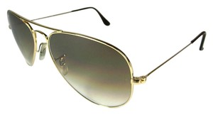 Ray-Ban Aviator - Gold Metal Sunglasses Unisex