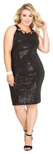 Boutique 9 Evening Gown Pencil Dress