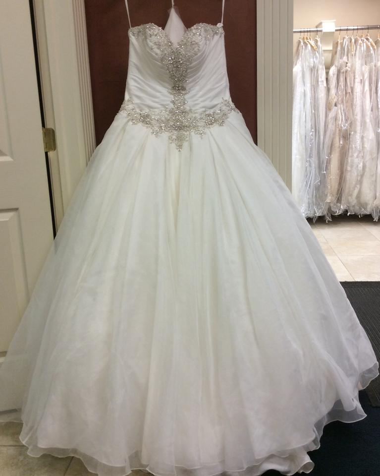Essense of australia d2031 wedding dress on sale 60 off for Best way to sell used wedding dress
