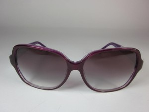 Chanel Purple Sunglasses