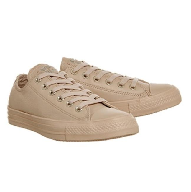 Item - Ivory Cream Light Gold Holiday Nude Pack Sneakers Size US 7.5 Regular (M, B)