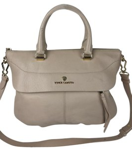 Vince Camuto Satchel in Cream
