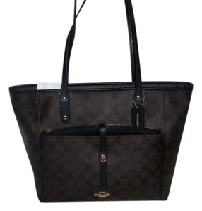 Coach Gift Receipt Shoulder Bag