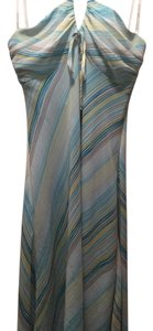 Blue multicolor Maxi Dress by Laundry by Shelli Segal