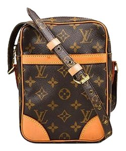 Louis Vuitton Tan Cross Body Bag