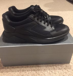 Prada Men's Prada Trainers / Black / $595