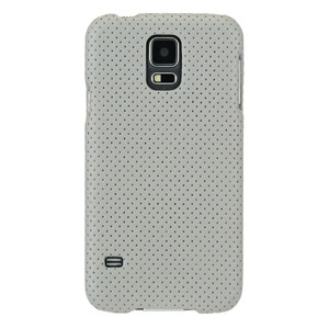 Agent 18 Samsung Galaxy 5 perforated wrap gray/black Slimshield