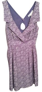 BCBGeneration Bcbg Sleek Purple Dress