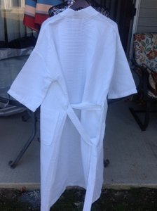 Nwt Monarch Spa Monogram Robe