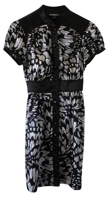 Preload https://item4.tradesy.com/images/guess-black-and-white-y8373500-elizabeth-above-knee-cocktail-dress-size-2-xs-2021153-0-0.jpg?width=400&height=650
