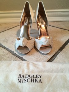Badgley Mischka Musica Wedding Shoes