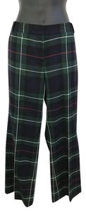 J.Crew Trouser Pants green, navy, red