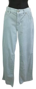 Talbots Straight Pants baby blue