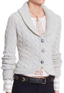 Free People Viceroy Sweater Cropped Cardigan
