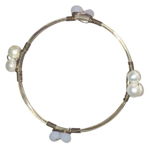 Francesca's pearly bangle