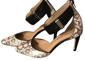 Antonio Melani Black and white Pumps