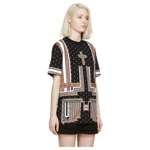 Givenchy Top Black, Brown